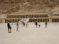 Hatshepsut Temple, West Bank, Luxor, Egypt