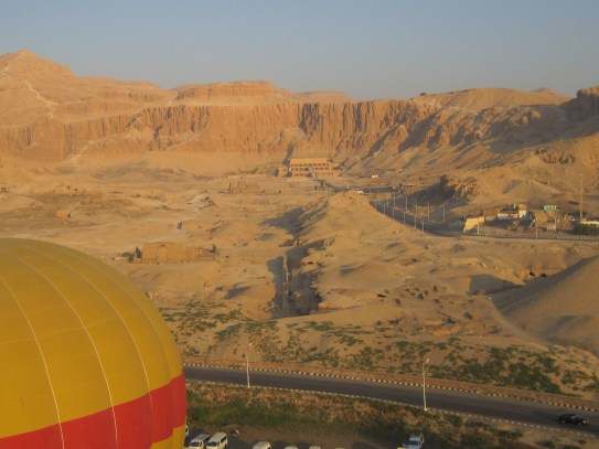 Sindbad Hot Air Balloons, Luxor, Egypt