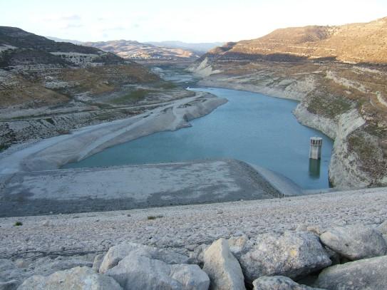 Cyprus - Kouris Dam, Limassol 2007