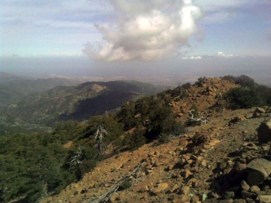 Ay Nikolaos Trail - Troodos & Chrome Mines
