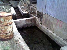 Ay Nikolaos water system