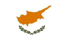 Republic of Cyprus flag