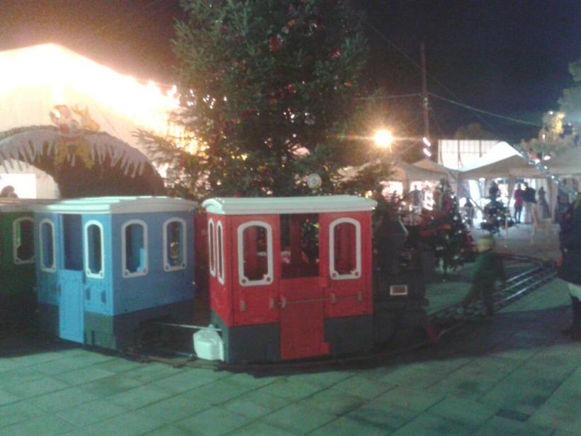 Limassol Christmas Fair 2012