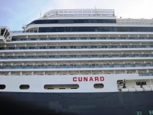Queen Victoria cruise ship