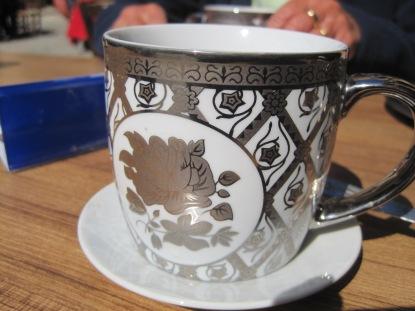 Tea at Buyuk Han