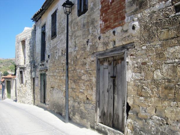 Arsos village street