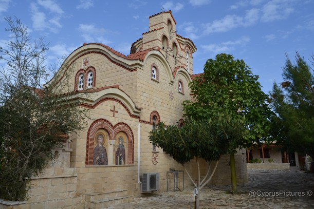 Agios Raphael Church, Erimi Village