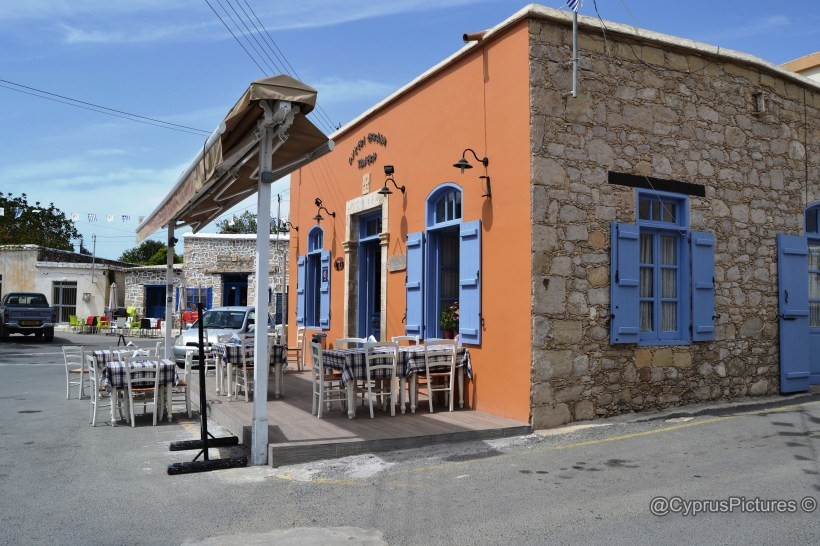Efraim Tavern, Kouklia - one of many!