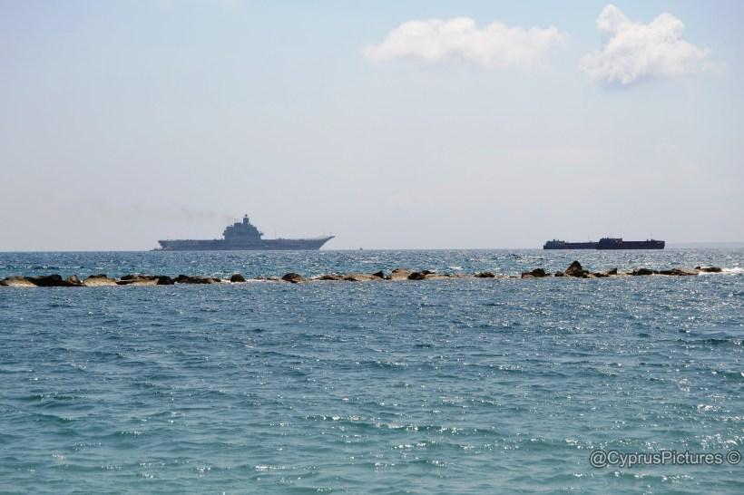 RFS Admiral Kuznetsov 063 (Russian aircraft carrier)