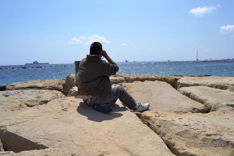 Ship spotting in #Cyprus