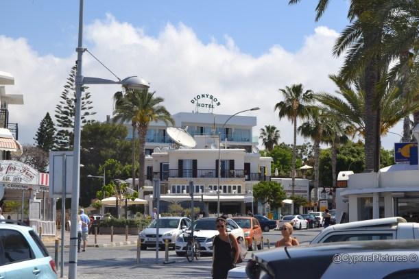 Dionysos Central Hotel, Paphos