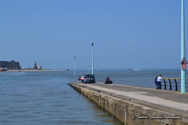 High Tide on the River Wyre, Knott End on Sea (8)