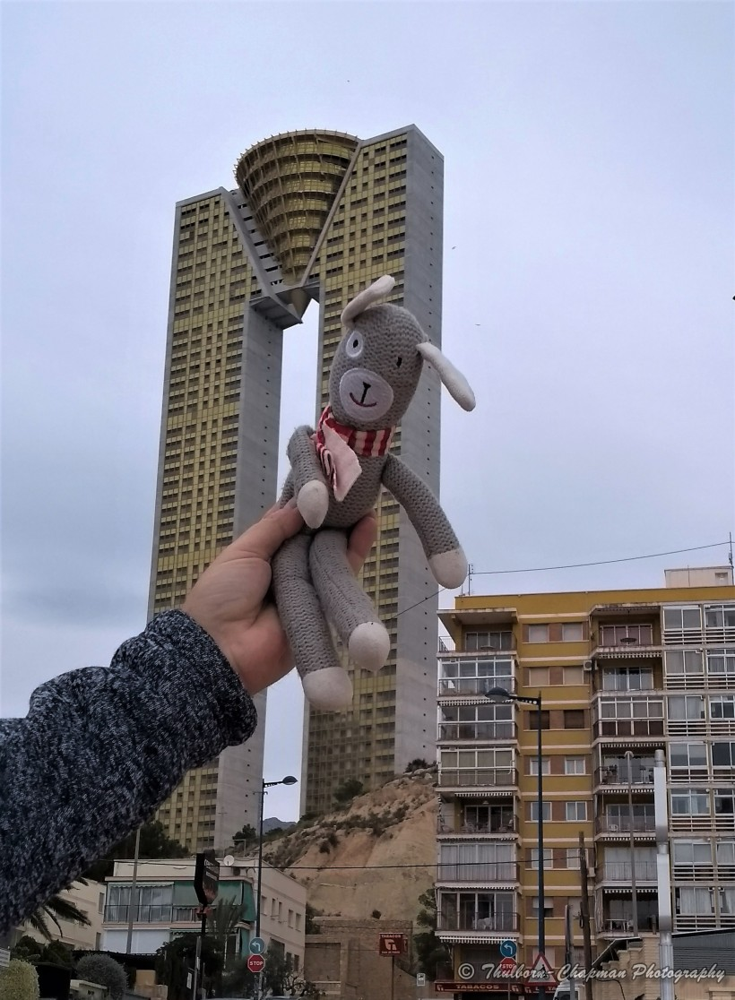 Little Man Travels by Thulborn-Chapman Photography (5) Edificio In Tempo, Poniente, Benidorm