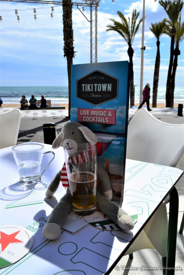 Little Man Travels by Thulborn-Chapman Photography (7) Tiki Town Bar, Levante Beach, Benidorm